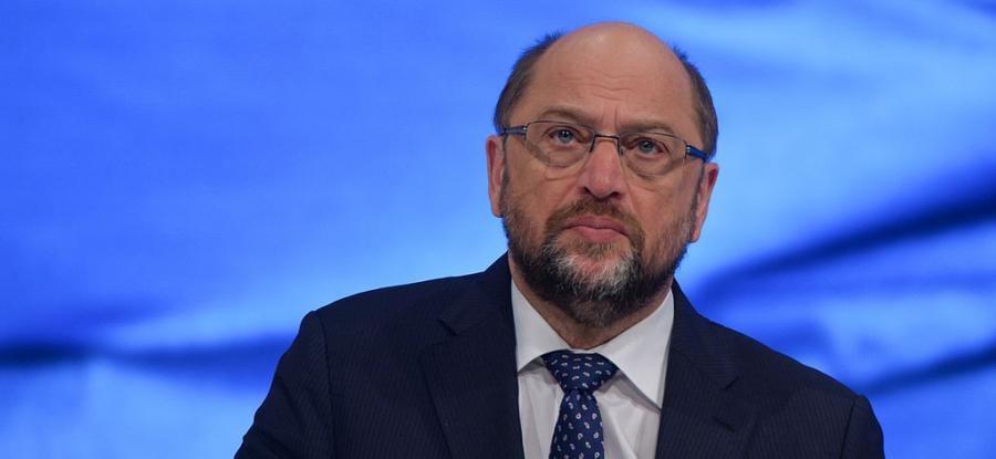 Martin Schulz (Spd), foto di Olaf Kosinsky