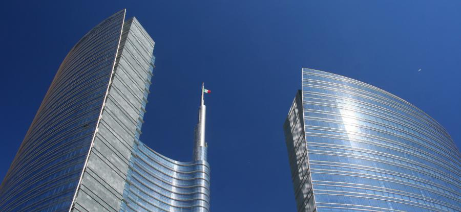 La torre Unicredit - foto di Mauro Gambini (CC BY-NC-ND 2.0)