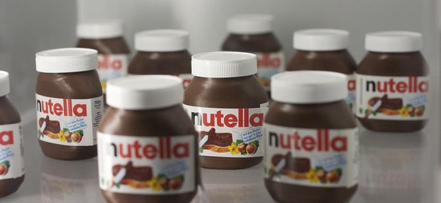 La Nutella, prodotto simbolo dell'idea di azienda di Michele Ferrero